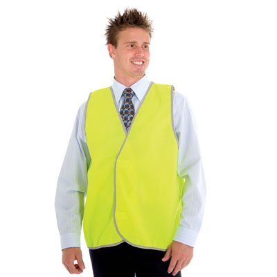 Safety Jacket in Hi Vis Colours