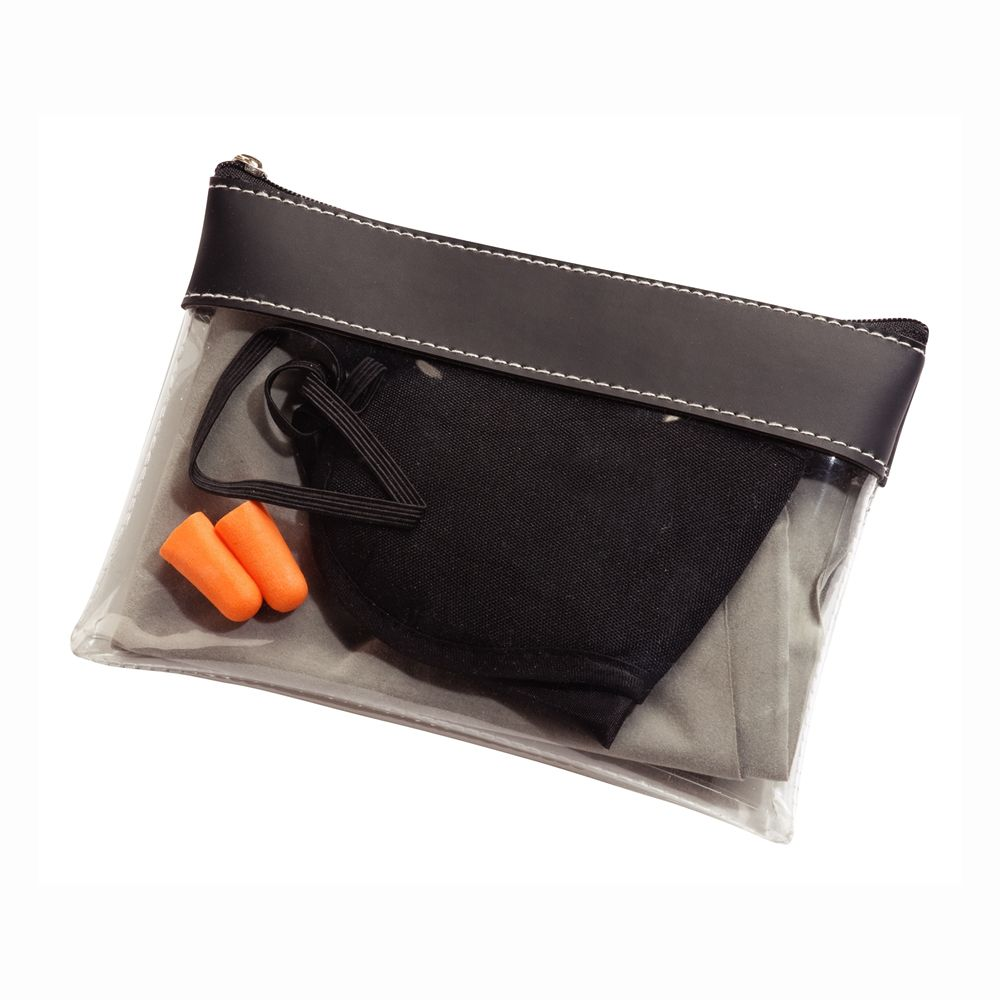 Airline Travel Pack with Pillow & Eye Mask