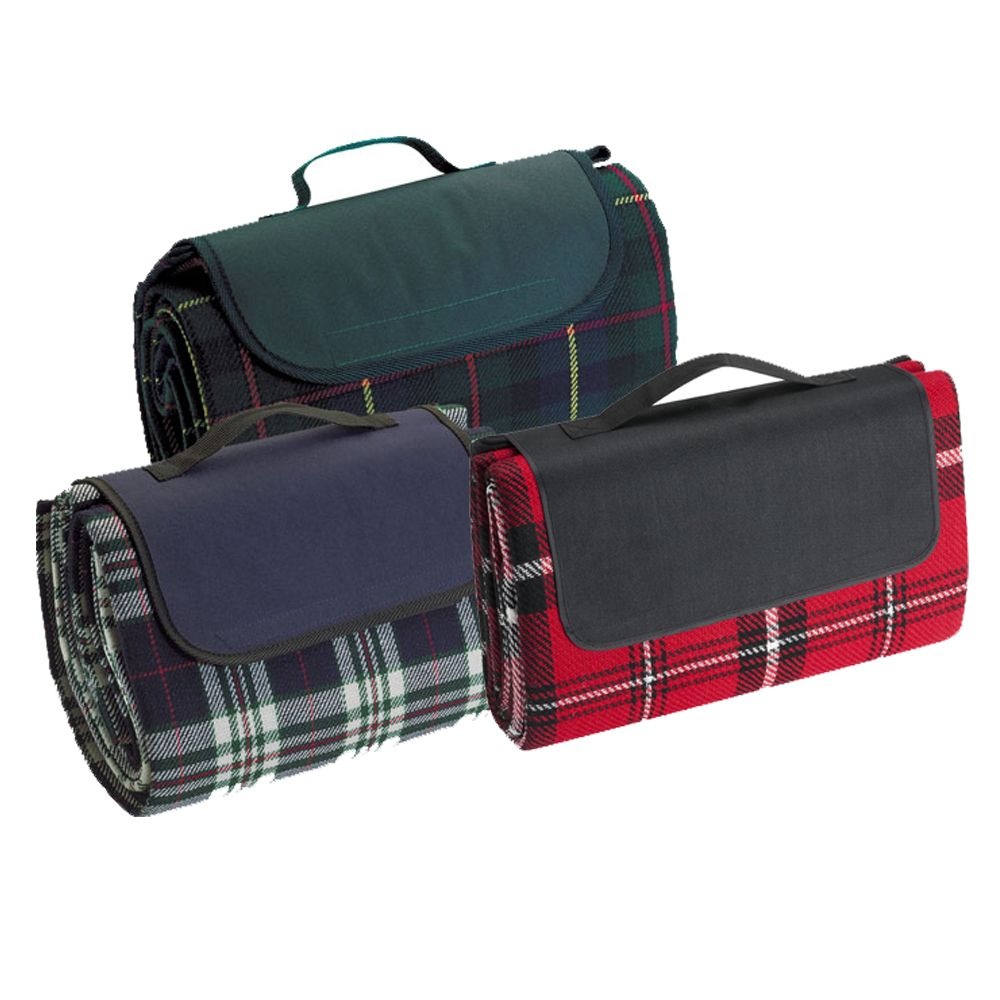 Promotional Picnic Rug with Handle