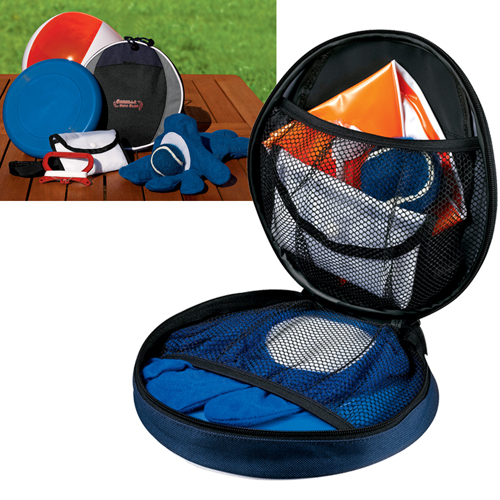 Kite, Beach Ball & Frisbee Games Kit