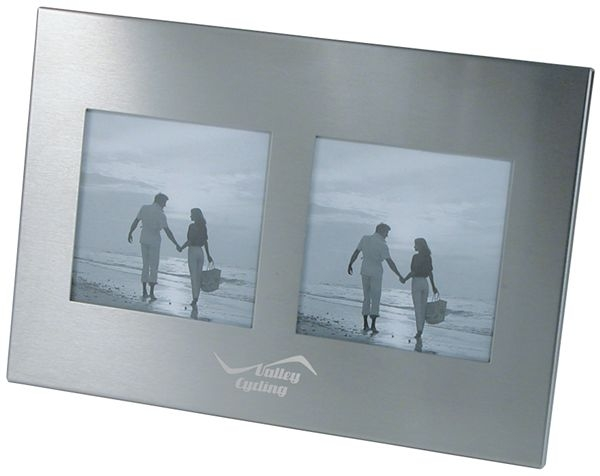 Stylish Corporate Double Photo Frame