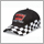 Checkered Flag & Racing Caps