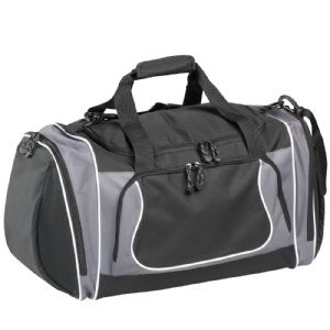 Multi Compartment Duffel Travel Bag