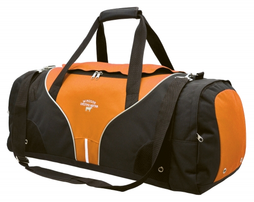 Custom Printed Large Sports Bag