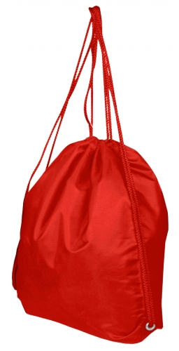 Red Coloured Backsack Express