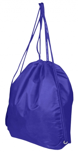 Royal Blue Coloured Backsack Express