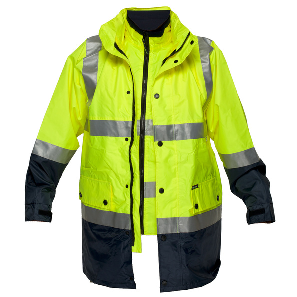 Combination Weather Hi Vis Jacket
