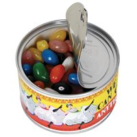 Assorted Colour Maxi Jelly Beans in Ring Pull Can