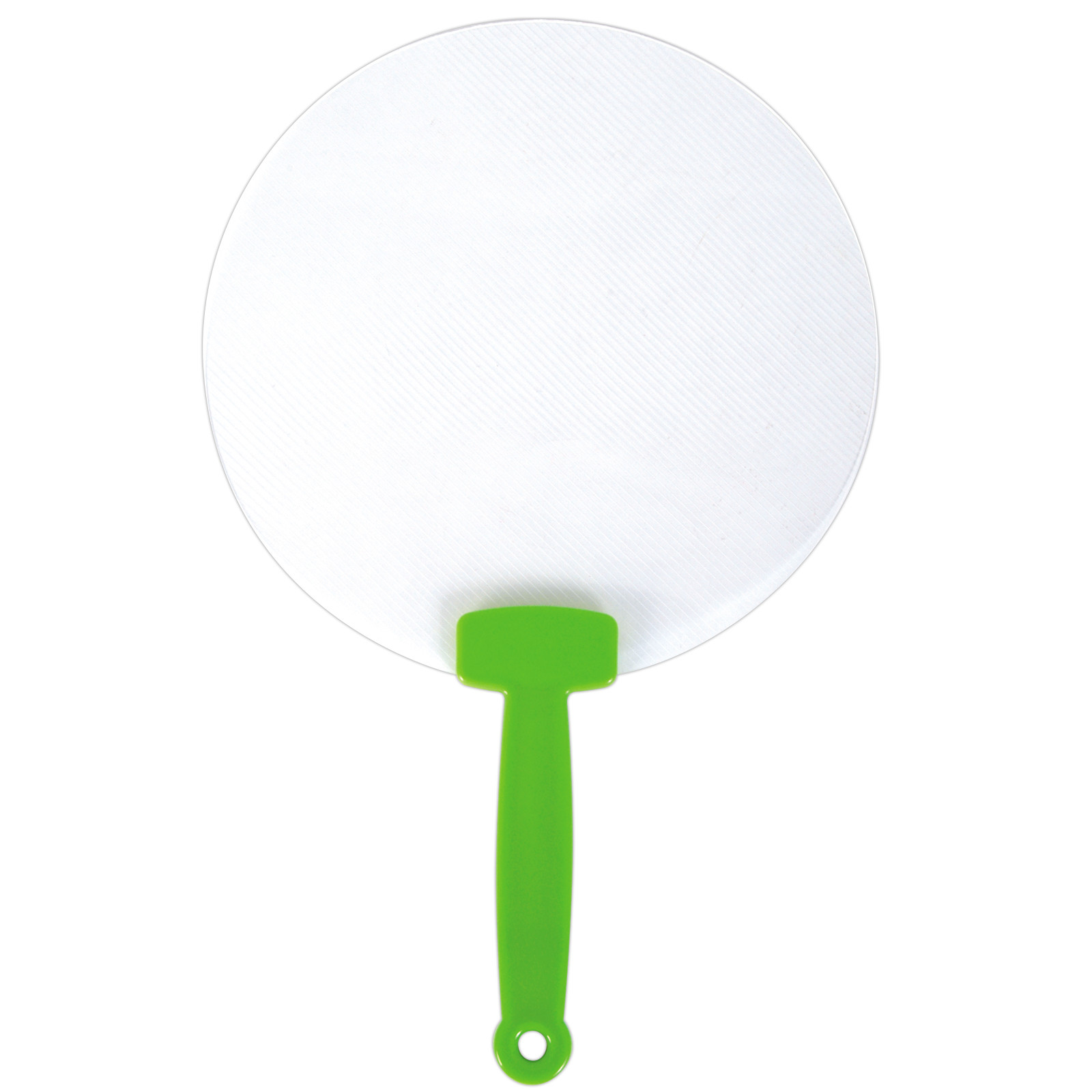 Hand Held Plastic Fans Outdoor Campaigns Fans Sport Events
