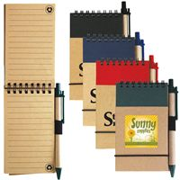 Recycled Eco Notepad
