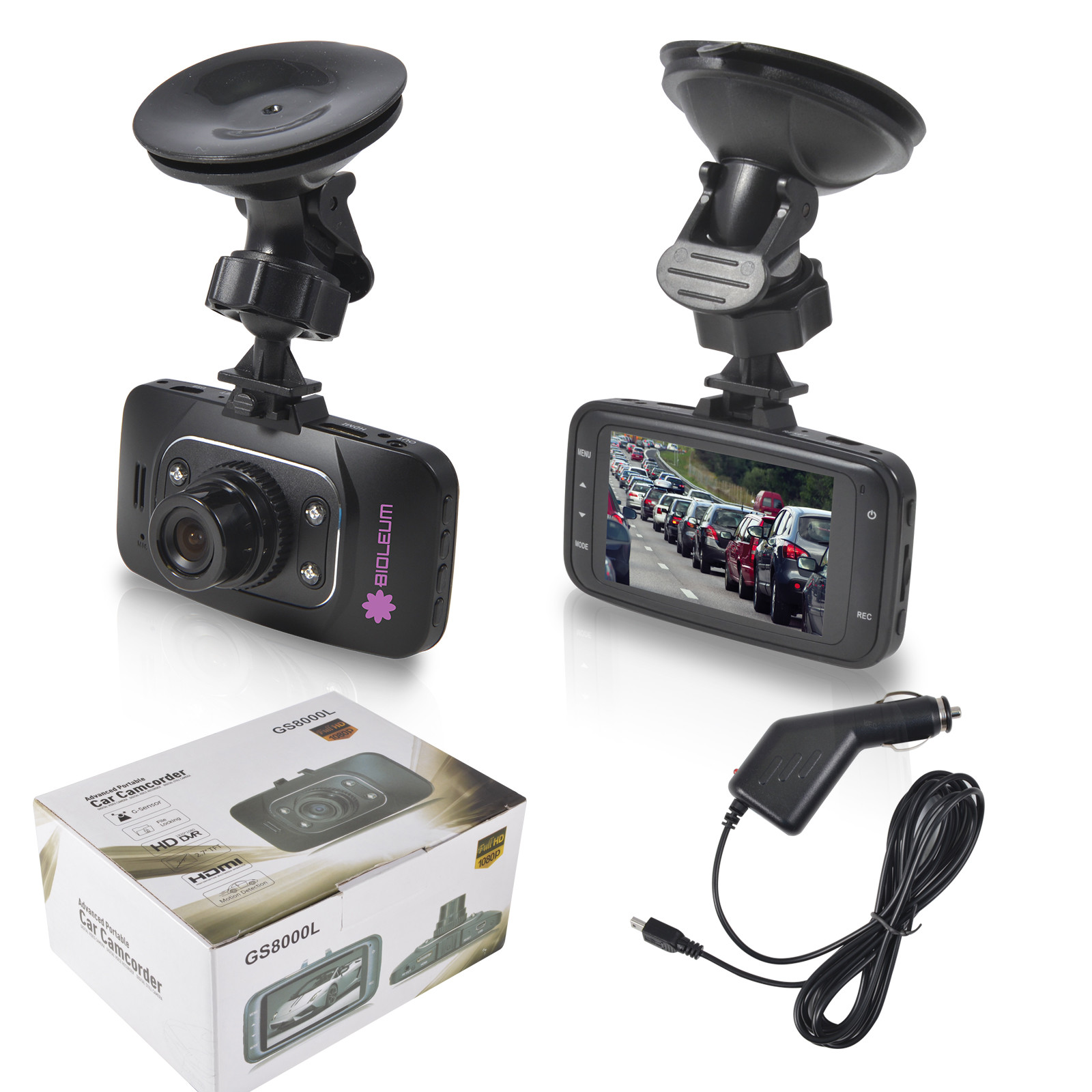 Vista Dash Camera 720HD