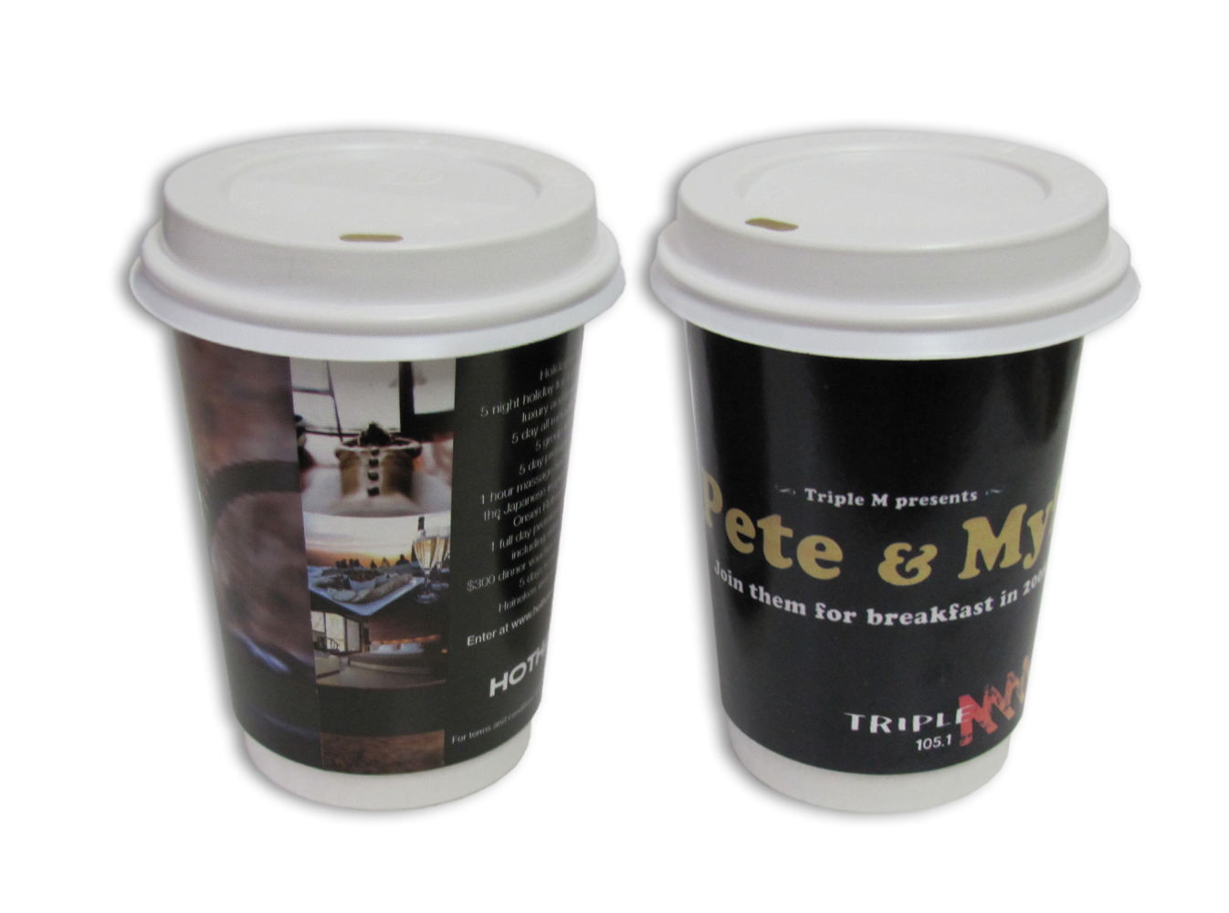 order custom paper coffee cups Nothing helps reinforce your coffee shop's brand more effectively than custom printing at hot cup factory, we make ordering custom coffee cups and soup containers simple, affordable and hassle-free for everyone -- wholesale buyers, small business owners, wedding planners and special event organizers our custom.