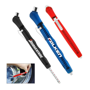 Promotional Metal Tyre Measure Stick