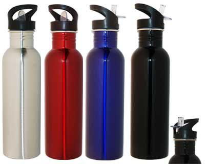 Printed Stainless Steel Drink Bottle