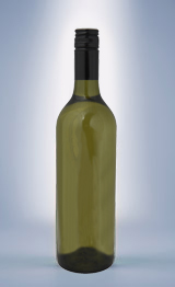 Personalised White Wine bottle for Weddings and Parties