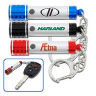 Magna Flashlight Key Chain