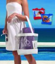 Vision Beach Tote Bag