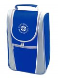 Royal Blue with Grey Trim Napa Valley 2 Bottle Cooler