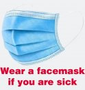 01. Disposable Face Mask