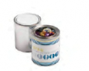 Paint Tin Filled with Chocolate Eclairs 250g
