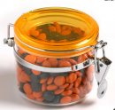Choc Beans in Canister 300g Corporate Colours