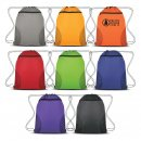 Courtside Drawstring Pack