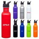 Carnival Stainless Steel Drink Bottle