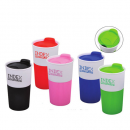 Coffee Cup With Silicone Case