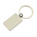 Euro Short Key Ring