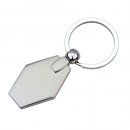 Hexagon Key Ring