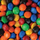 Assorted Colour M&Ms