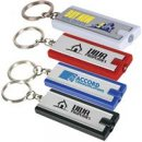 Rectangular Flashlight Keytag