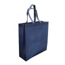 Laminated Non Woven Bag With Large Gusset