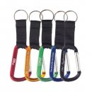 Carabiners w/ Strap