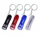 Mini Spectre 3 LED Aluminum Torch Keyring