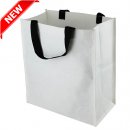 Wrap and Weft Paper Bag