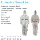 Protective Overall Suit