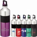 Nassau 750ml Aluminum Sports Bottle