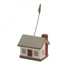 Stress House Note Holder