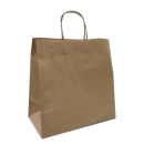Brown Kraft Paper - Takeaway Medium