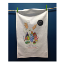 Digital Print Tea Towel