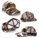 6-Panel Camo Truckers Cap Express