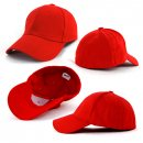 Heavy Cotton Spandex Fitted Cap