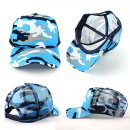 Camouflage Trucker Cap with 5 Panels Express