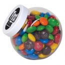 M&Ms in Container