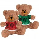 Ugly Sweater 8 Inch Sitting Bear