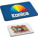 6.4mm Rectangular Rubber Mouse Pad