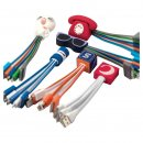 5-N-1 Custom Moulded Charge Cable
