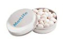 Candle Tin Filled with Mints or Musks 50g