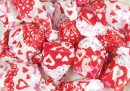 Confectionery Cello Packs - Heart Candies 80gms